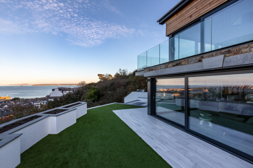 Architecture in Cornwall UK